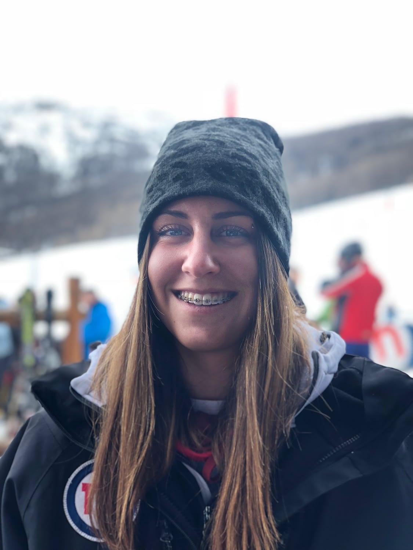 Elisabetta Miglioratti, impiantista a Livigno