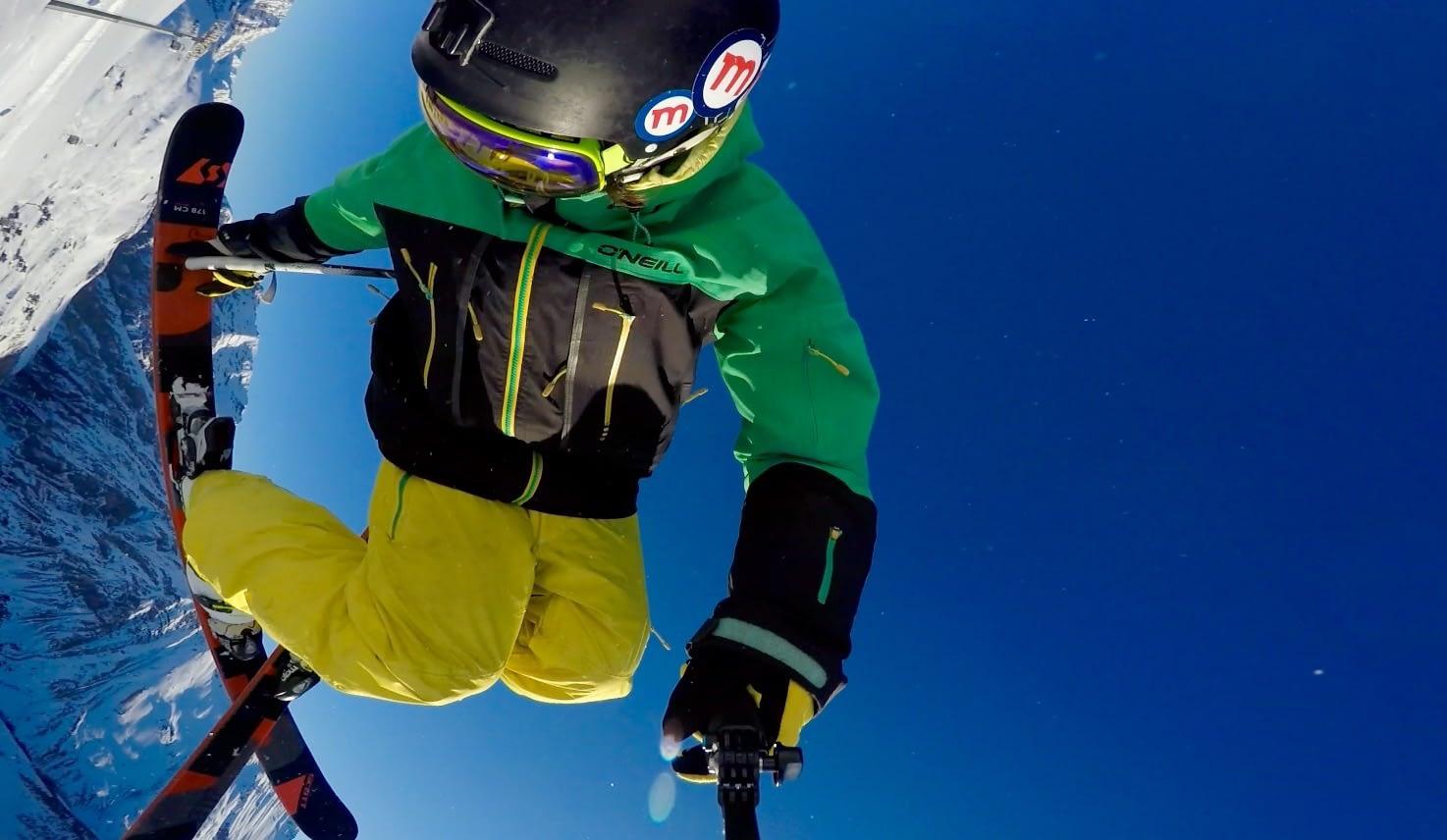 Condizioni perfette piste Snowpark a Livigno