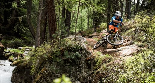 Enduro sui trails di Livigno