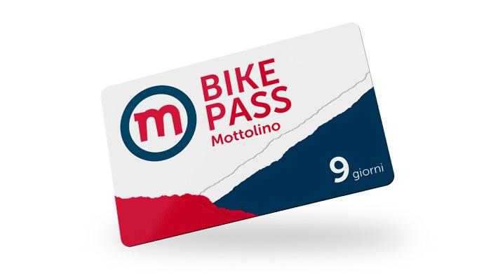 Bikepass Bikepark Mottolino 9 giorni