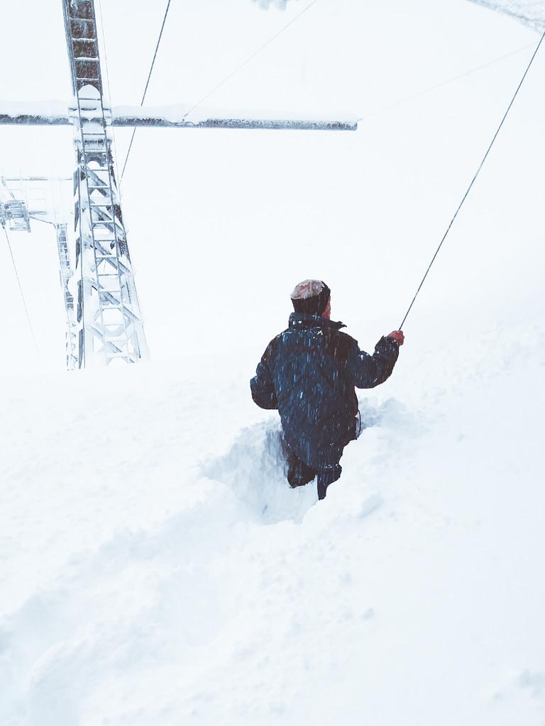 prima neve a Livigno