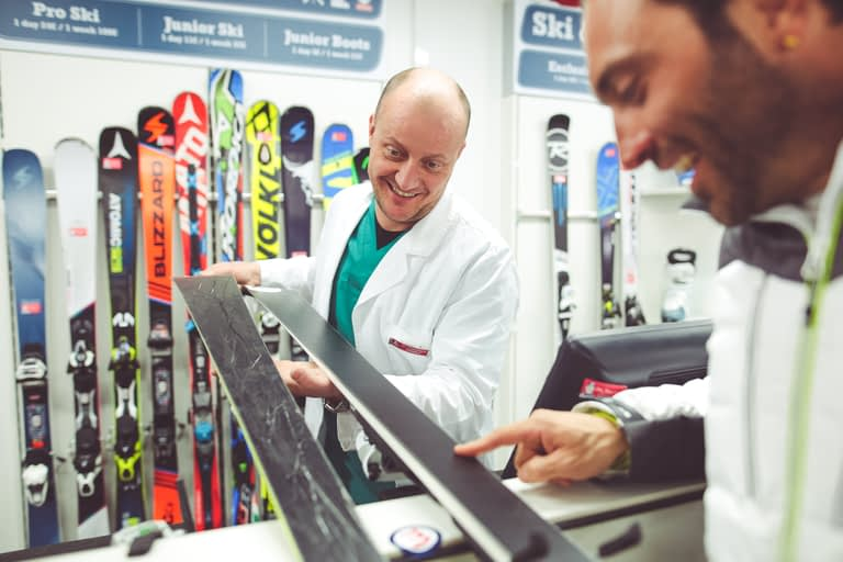 Courtesy Ski al dr. Rent di Livigno