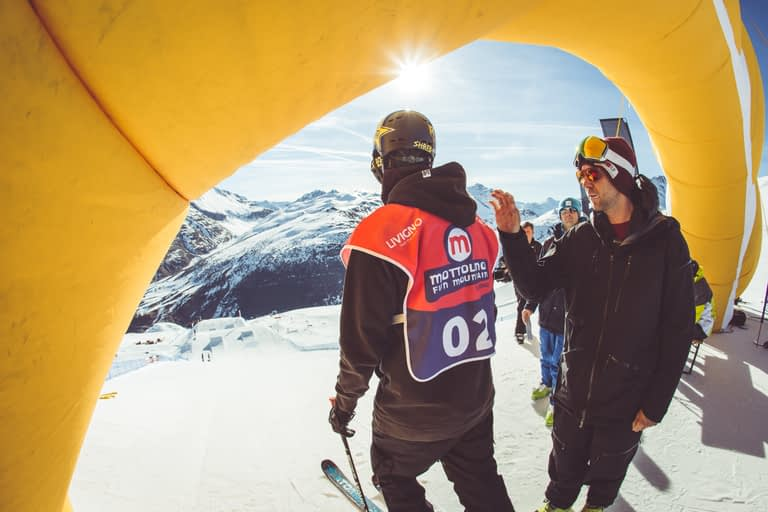 Coppa Europa Freestyle al Mottolino Skiarea