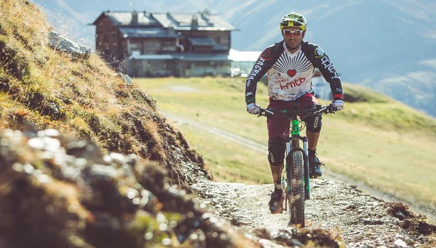 Noleggio E-bike exclusive al Dr. Rent di Mottolino a Livigno