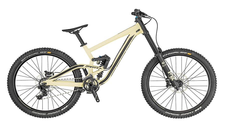 Noleggio Bike Exclusive Scott Gambler