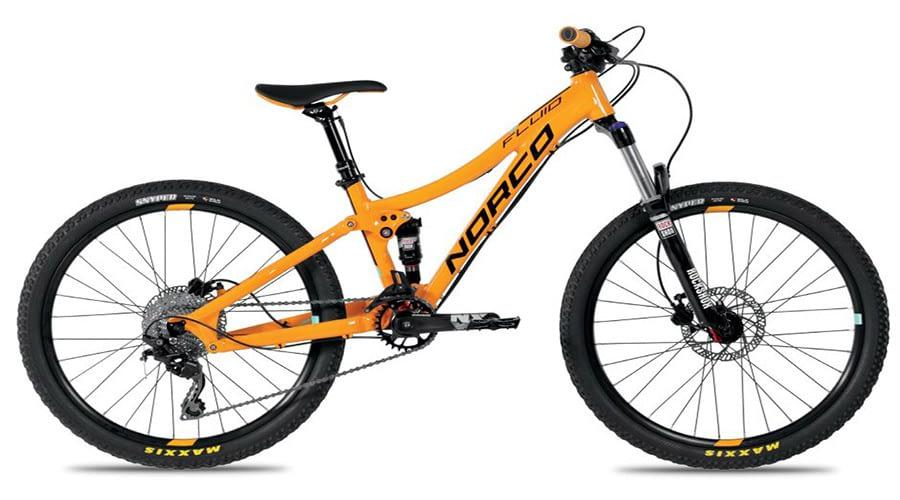 Noleggio Bike Downhill Junior Norco