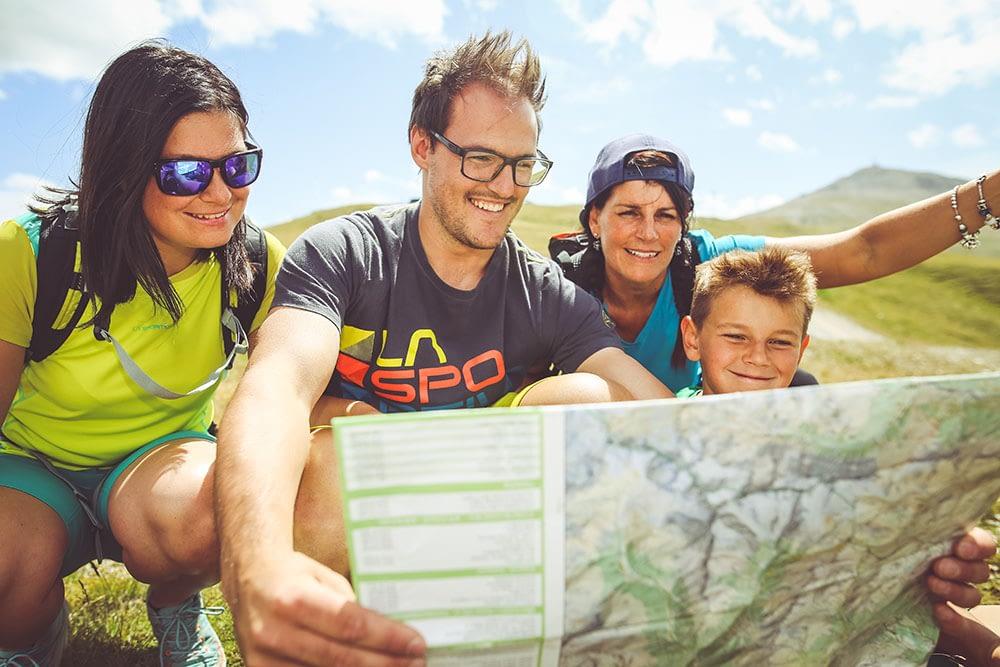 Escursioni di vario livello per gli amanti della montagna a Livigno