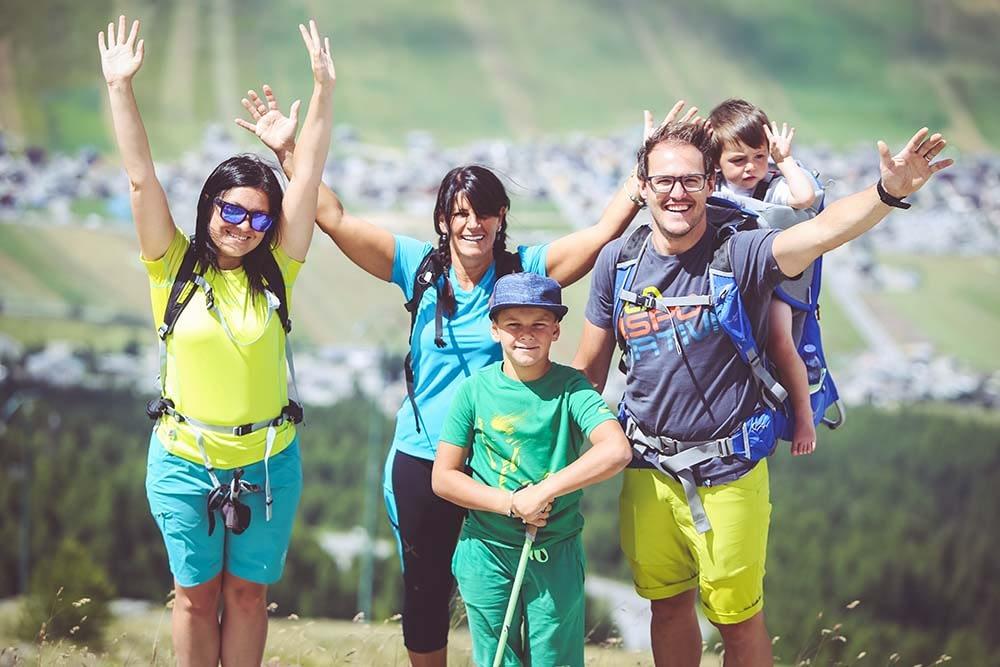 Vacanze in famiglia sulle Alpi del piccolo Tibet