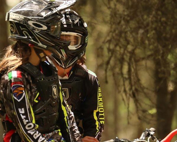 Sicurezza al Bikepark Mottolino di Livigno